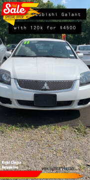 2011 Mitsubishi Galant for sale at Right Choice Automotive in Rochester NY