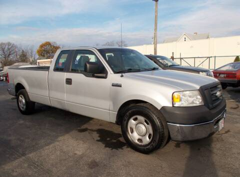 2007 Ford F-150 for sale at C & C AUTO SALES in Riverside NJ