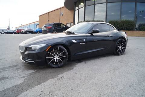 2009 BMW Z4 for sale at Next Ride Motors in Nashville TN