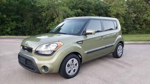 2013 Kia Soul for sale at Houston Auto Preowned in Houston TX