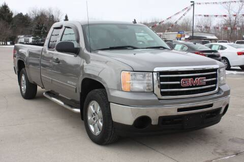 2013 GMC Sierra 1500 for sale at Sandusky Auto Sales in Sandusky MI