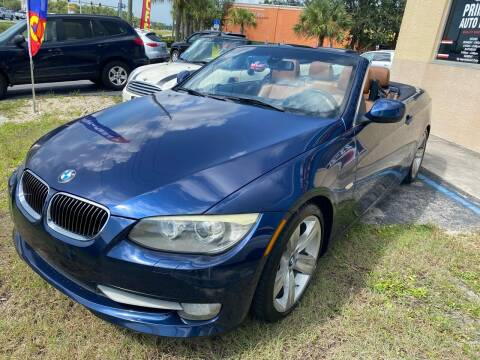 2011 BMW 3 Series for sale at Primary Motors Inc - Primary Auto Mall in Fort Myers FL