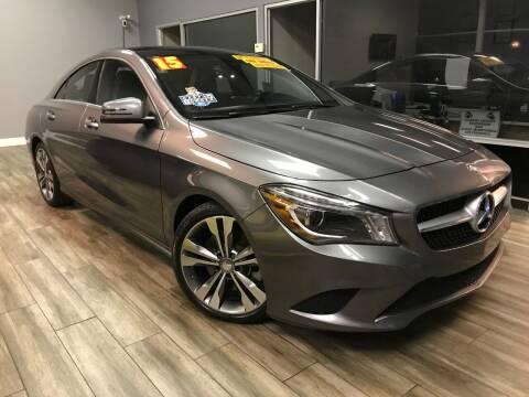 2015 Mercedes-Benz CLA for sale at Golden State Auto Inc. in Rancho Cordova CA