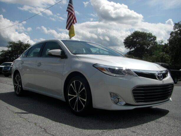 2013 Toyota Avalon for sale at Manquen Automotive in Simpsonville SC
