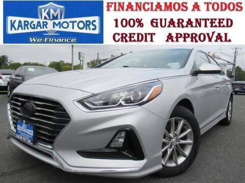 2018 Hyundai Sonata for sale at Kargar Motors of Manassas in Manassas VA