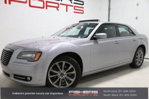 2014 Chrysler 300 for sale at Fishers Imports in Fishers IN