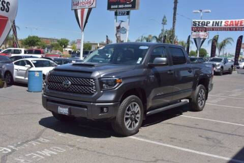 2020 Toyota Tundra for sale at Choice Motors in Merced CA