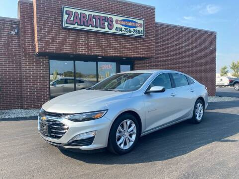 2020 Chevrolet Malibu for sale at Zarate's Auto Sales in Caledonia WI