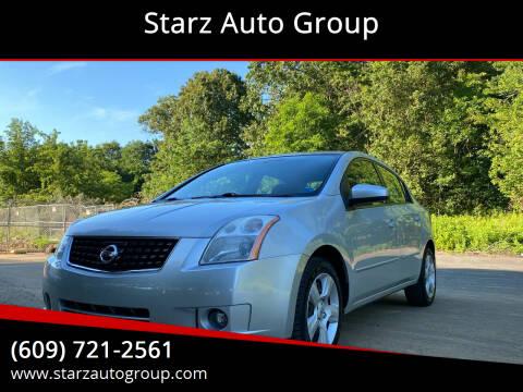 2008 Nissan Sentra for sale at Starz Auto Group in Delran NJ