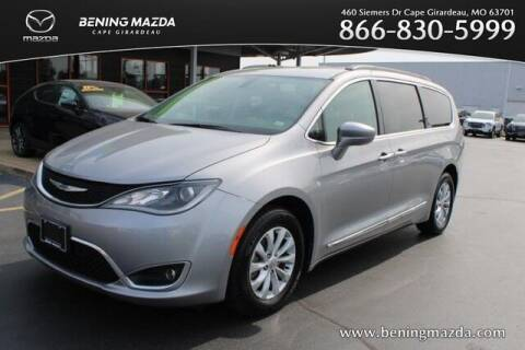 2017 Chrysler Pacifica for sale at Bening Mazda in Cape Girardeau MO