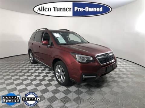 2017 Subaru Forester for sale at Allen Turner Hyundai in Pensacola FL