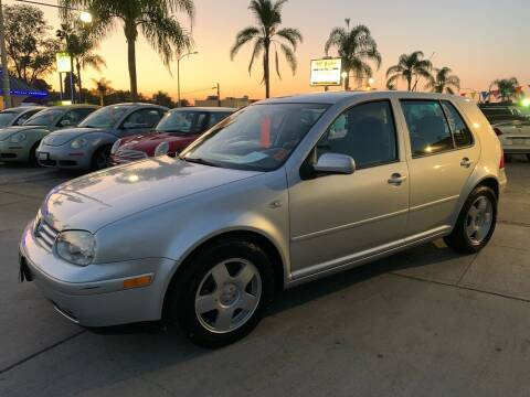 2002 Volkswagen Golf for sale at 3K Auto in Escondido CA