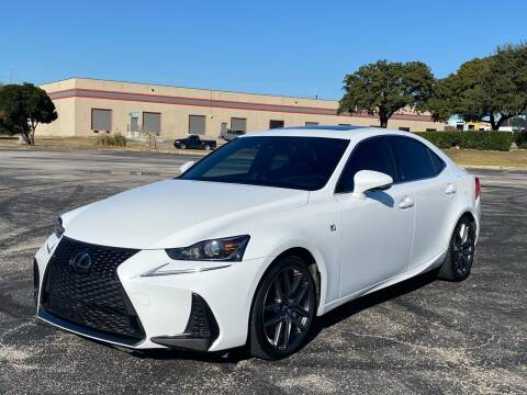 2017 Lexus IS 200t for sale at EA Motorgroup in Austin TX