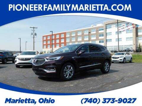2021 Buick Enclave for sale at Pioneer Family preowned autos in Williamstown WV