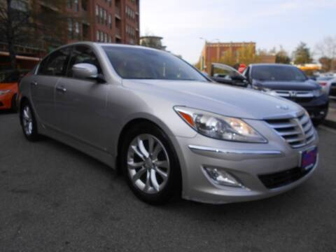 2013 Hyundai Genesis for sale at H & R Auto in Arlington VA