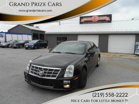 2008 Cadillac STS for sale at Grand Prize Cars in Cedar Lake IN