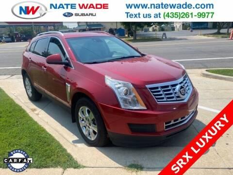 2014 Cadillac SRX for sale at NATE WADE SUBARU in Salt Lake City UT