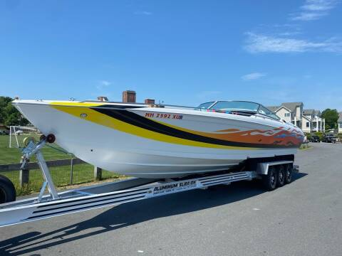 2003 formula fastech 353 for sale at Hillcrest Motors in Derry NH