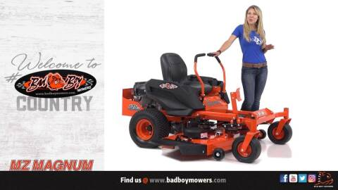 2020 Bad Boy MZ MAGNUM for sale at Hobby Tractors - Lawn & Garden in Pleasant Grove UT