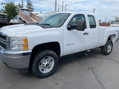 2013 Chevrolet Silverado 2500HD for sale at Dorn Brothers Truck and Auto Sales in Salem OR