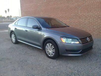 2014 Volkswagen Passat for sale at Dreamline Motors in Coolidge AZ