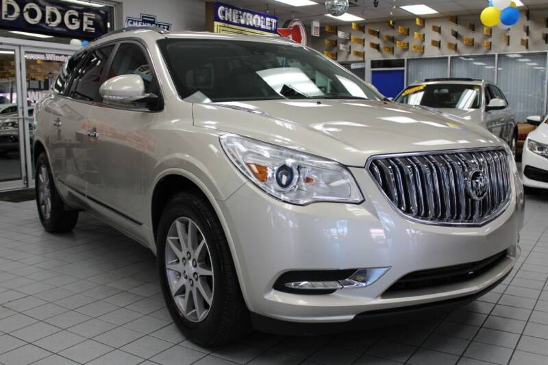 2017 Buick Enclave for sale at Windy City Motors in Chicago IL