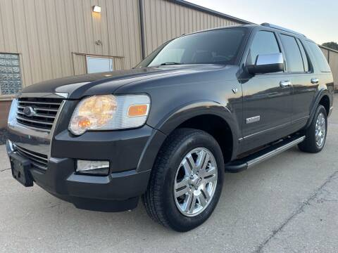 2007 Ford Explorer for sale at Prime Auto Sales in Uniontown OH