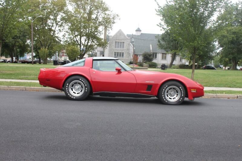 1982 Chevrolet Corvette for sale at Lexington Auto Club in Clifton NJ