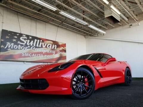 2015 Chevrolet Corvette for sale at SULLIVAN MOTOR COMPANY INC. in Mesa AZ