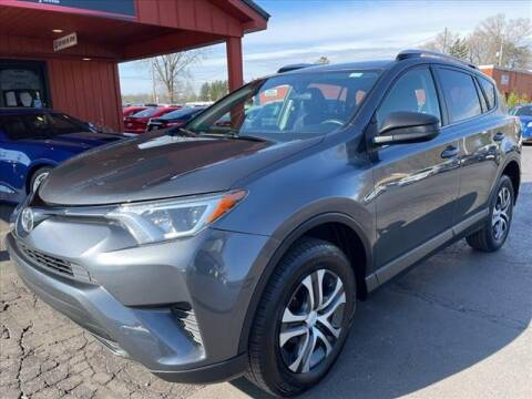 2016 Toyota RAV4 for sale at HUFF AUTO GROUP in Jackson MI