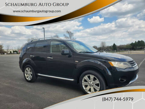 2009 Mitsubishi Outlander for sale at Schaumburg Auto Group in Schaumburg IL