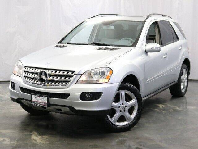 2008 Mercedes-Benz M-Class for sale at United Auto Exchange in Addison IL