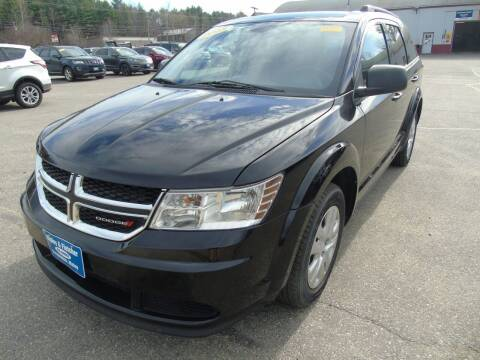 2018 Dodge Journey for sale at Ripley & Fletcher Pre-Owned Sales & Service in Farmington ME