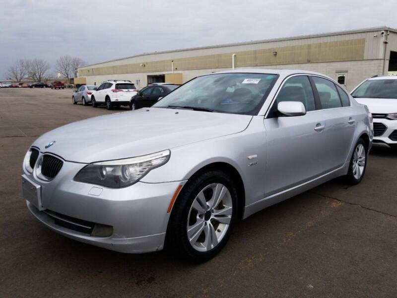 2009 BMW 5 Series for sale at Quick Stop Motors in Kansas City MO