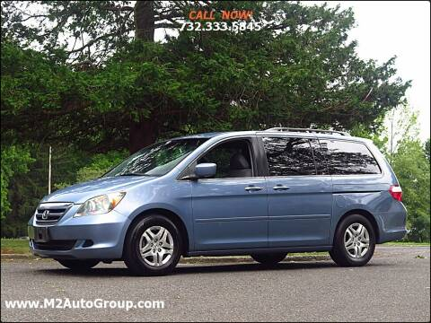 2007 Honda Odyssey for sale at M2 Auto Group Llc. EAST BRUNSWICK in East Brunswick NJ