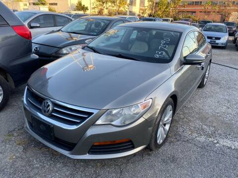 2012 Volkswagen CC for sale at Philadelphia Public Auto Auction in Philadelphia PA