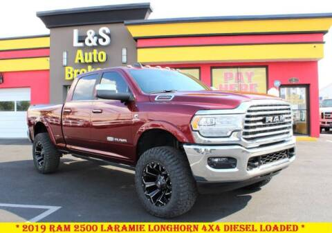 2019 RAM Ram Pickup 2500 for sale at L & S AUTO BROKERS in Fredericksburg VA