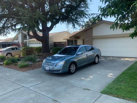 2007 Toyota Avalon for sale at Blue Eagle Motors in Fremont CA