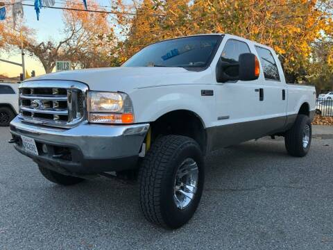 2004 Ford F-250 Super Duty for sale at OPTED MOTORS in Santa Clara CA
