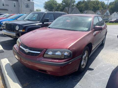 2005 Chevrolet Impala for sale at JC Auto Sales Inc in Belleville IL