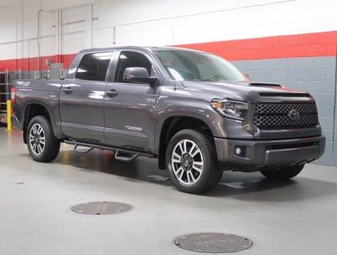 2019 Toyota Tundra for sale at CU Carfinders in Norcross GA