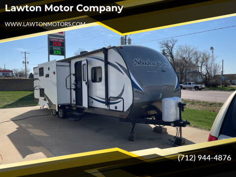 2014 Cruiser RV SHADOW CRUISER for sale at Lawton Motor Company in Lawton IA