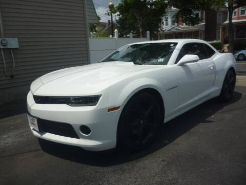 2015 Chevrolet Camaro for sale at Pinto Automotive Group in Trenton NJ