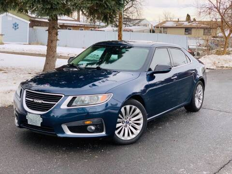 2011 Saab 9-5 for sale at Y&H Auto Planet in West Sand Lake NY