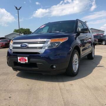 2011 Ford Explorer for sale at UNITED AUTO INC in South Sioux City NE