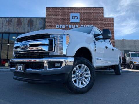 2017 Ford F-350 Super Duty for sale at Dastrup Auto in Lindon UT
