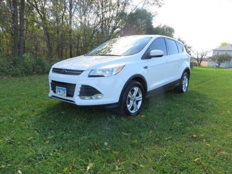2013 Ford Escape for sale at The Car Lot in New Prague MN