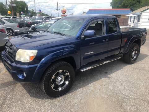 2008 Toyota Tacoma for sale at SuperBuy Auto Sales Inc in Avenel NJ