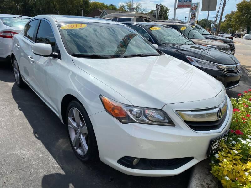 2014 Acura ILX for sale at WOLF'S ELITE AUTOS in Wilmington DE