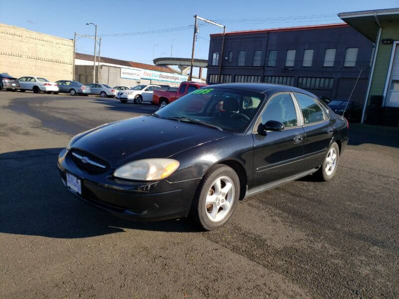 2000 Ford Taurus for sale at Aberdeen Auto Sales in Aberdeen WA